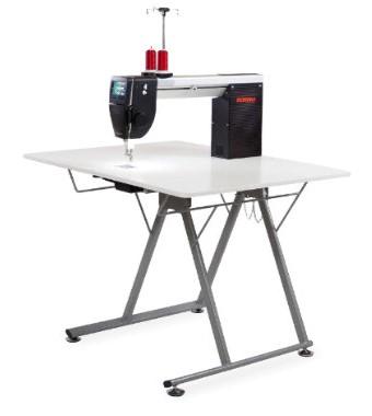 bernina q20 folding table